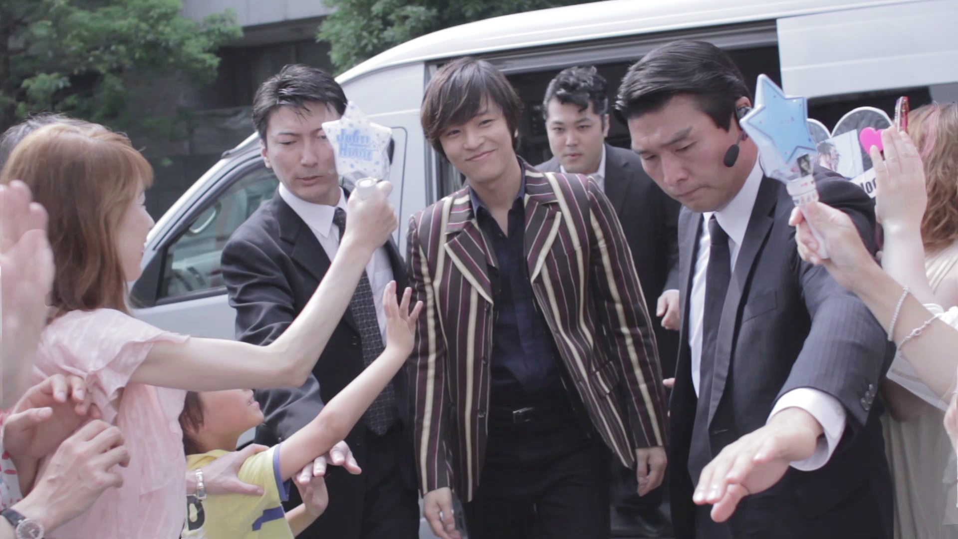 【中編映画&MV】ミスタージョンフン!!(2012/45min)