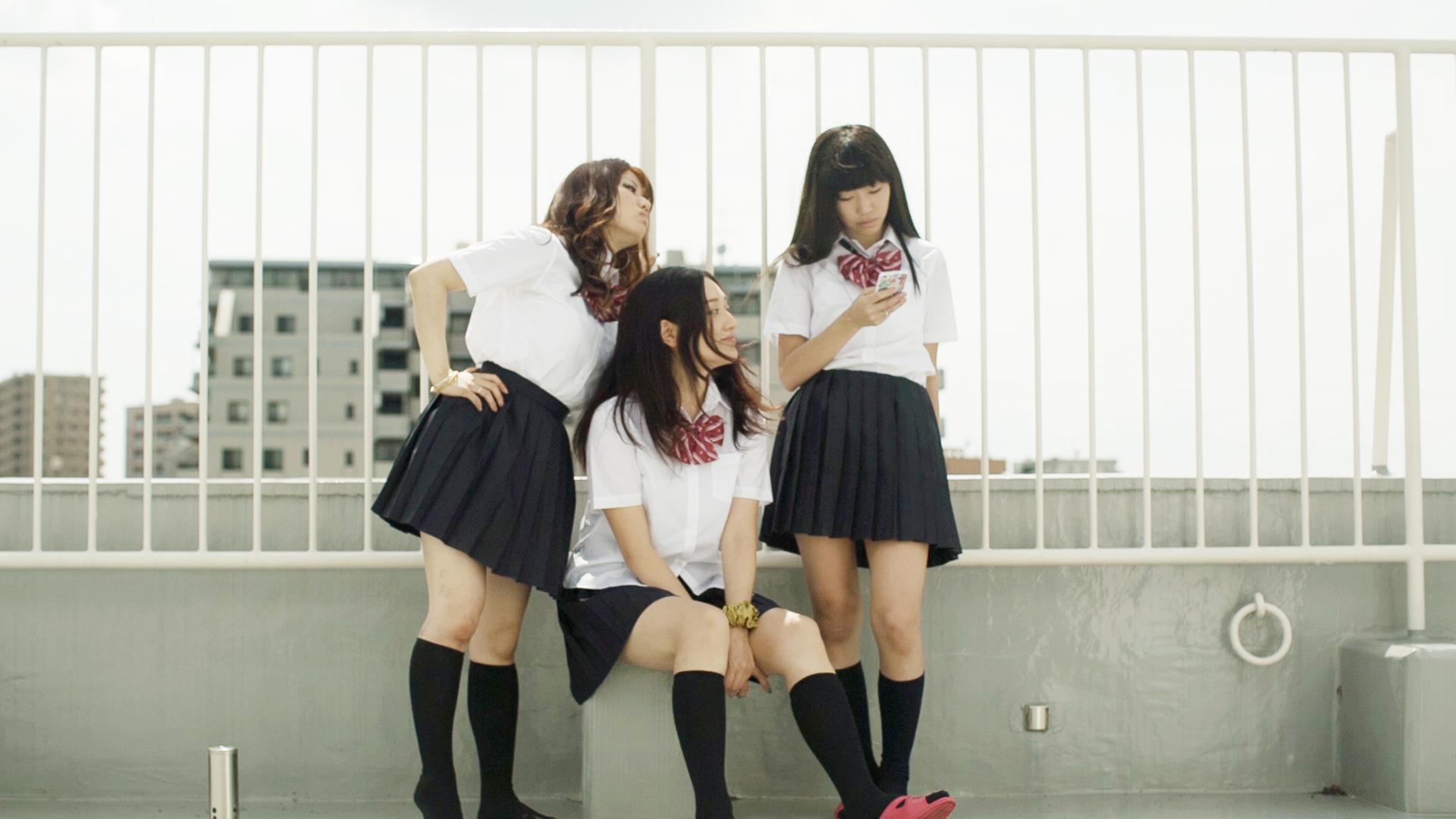 【短編映画】揺れるスカート (2014/20min)