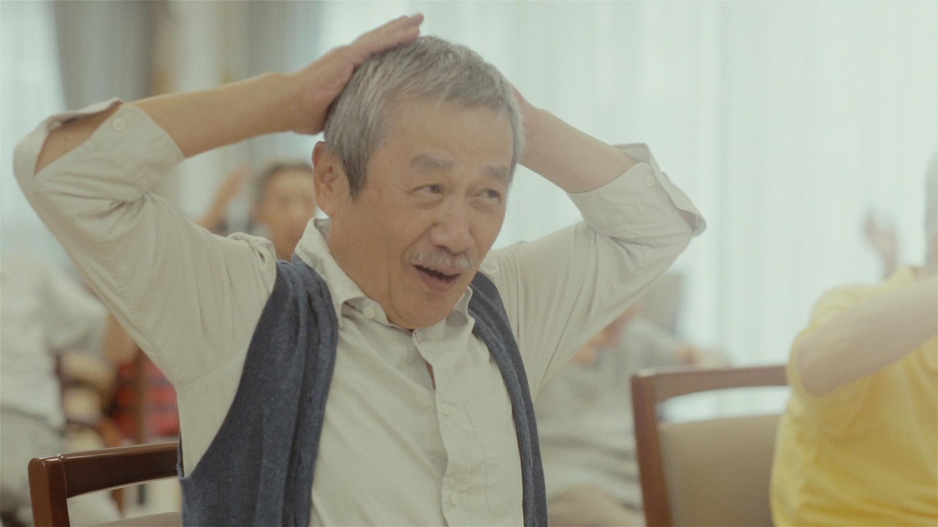 【VP】老人介護施設「ヒューマンサポート」(2016/4min)