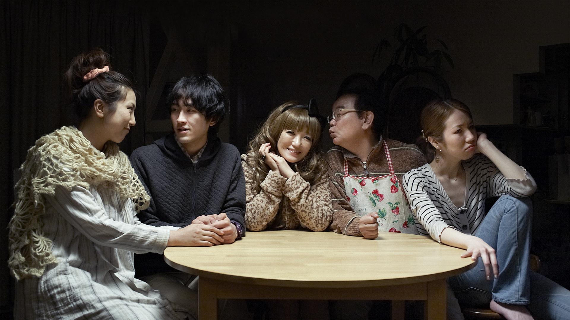 【短編映画】メリーゴーラウンド(2011/34min)